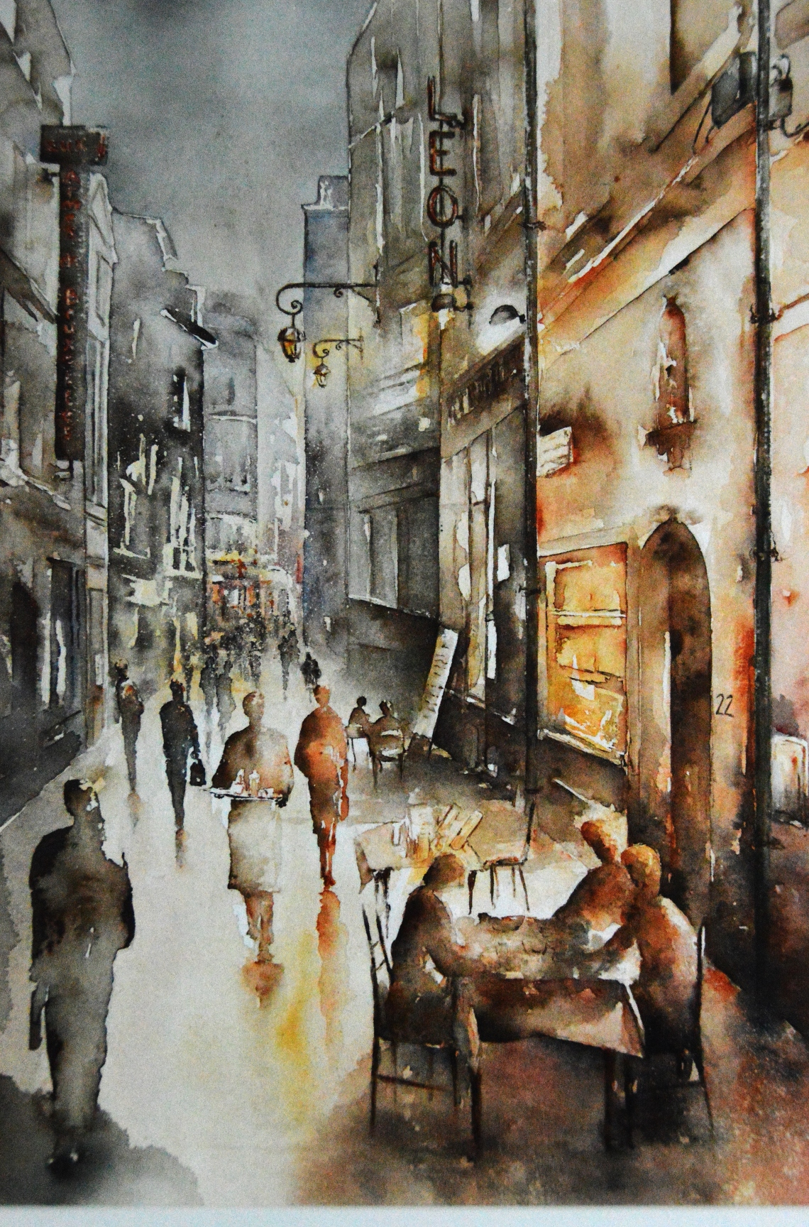 Rue des Bouchers (2017)